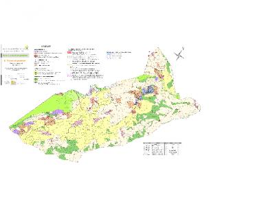 PLAN DE ZONAGE 1/2500